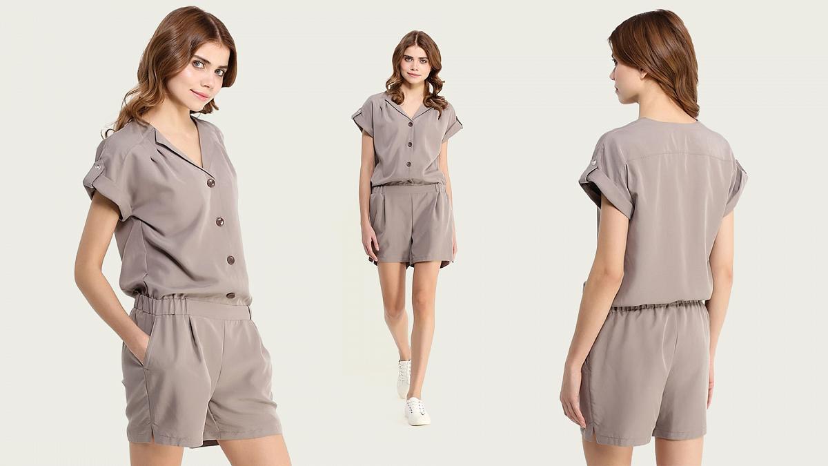 Комбинезон — самая удобная одежда для каждой женщины