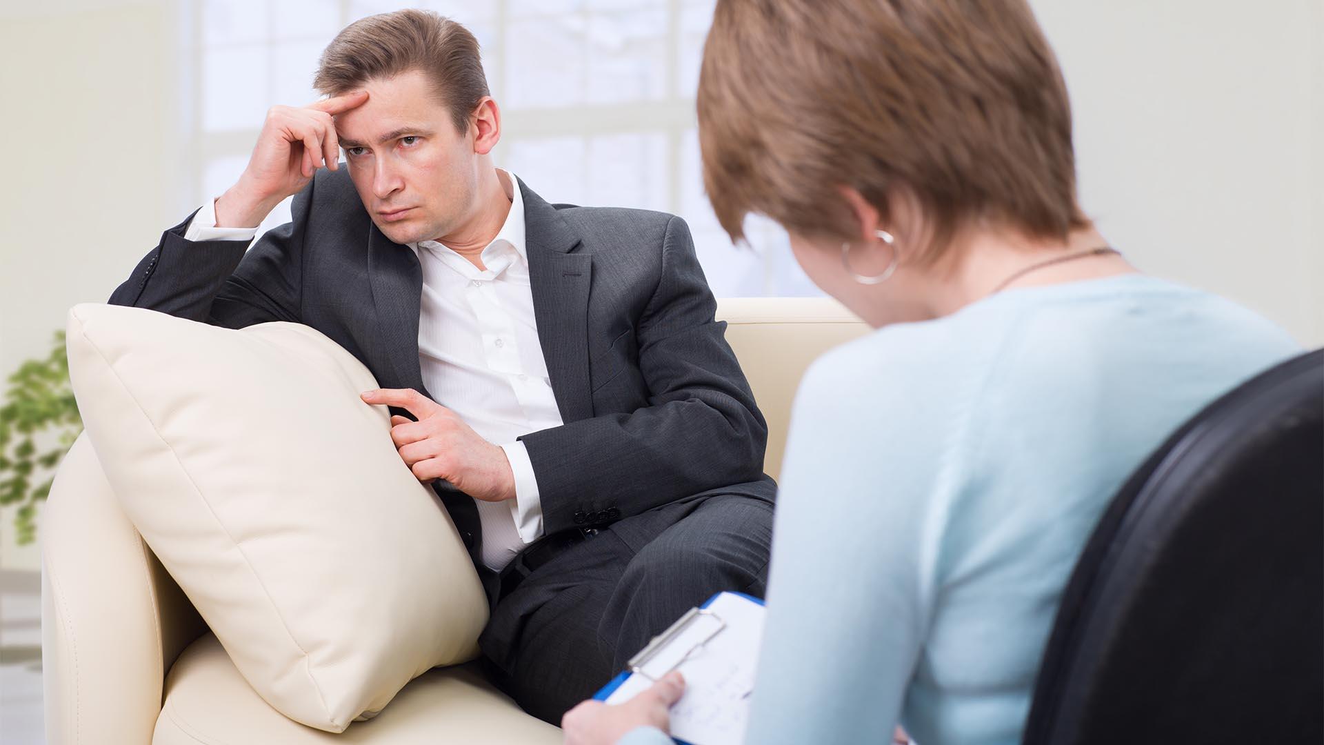 Помощь психотерапевтов
