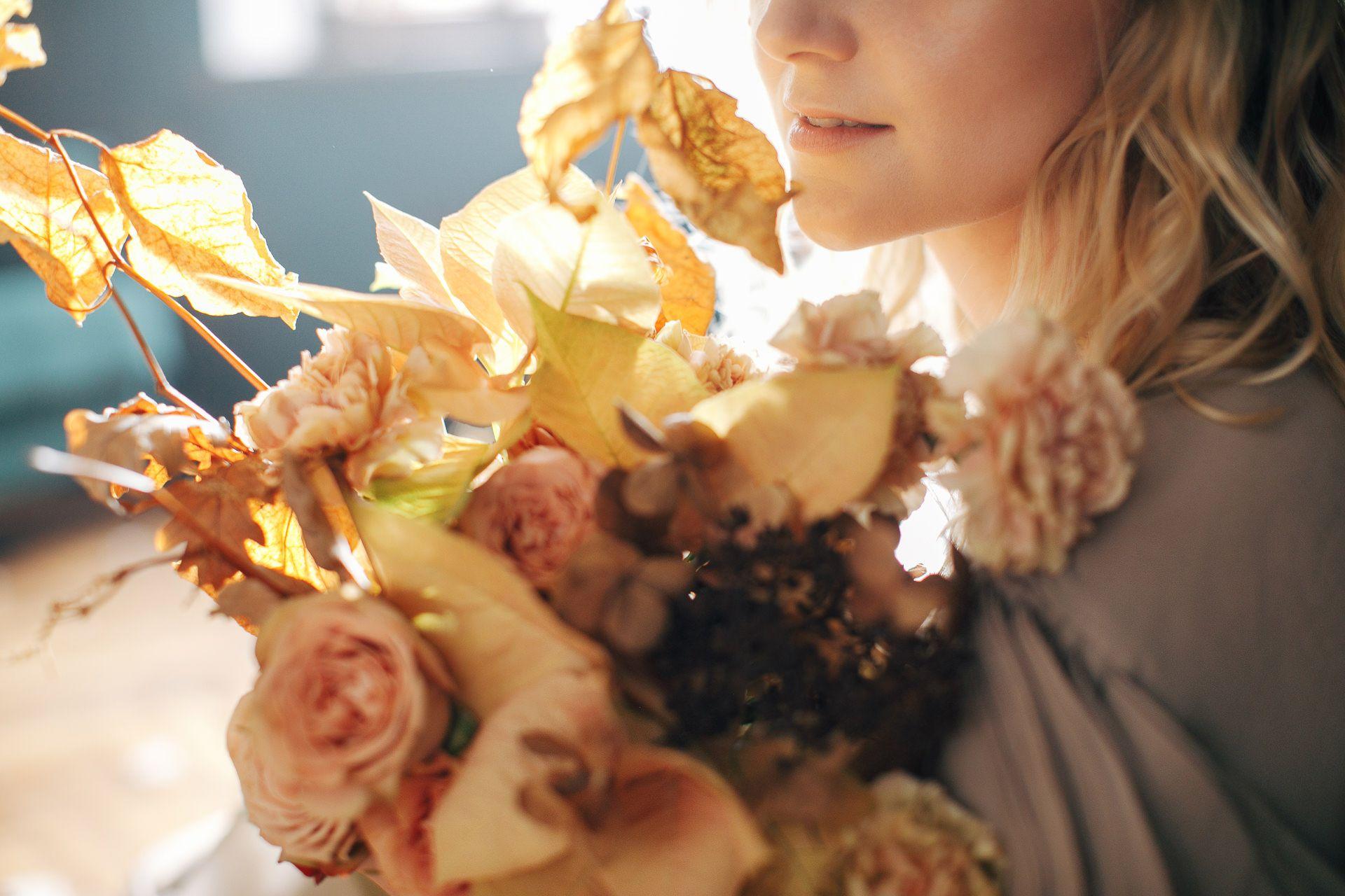 Осенние ароматы для настроения
