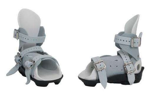 Применение брейсов Понсети при лечении косолапости у детей