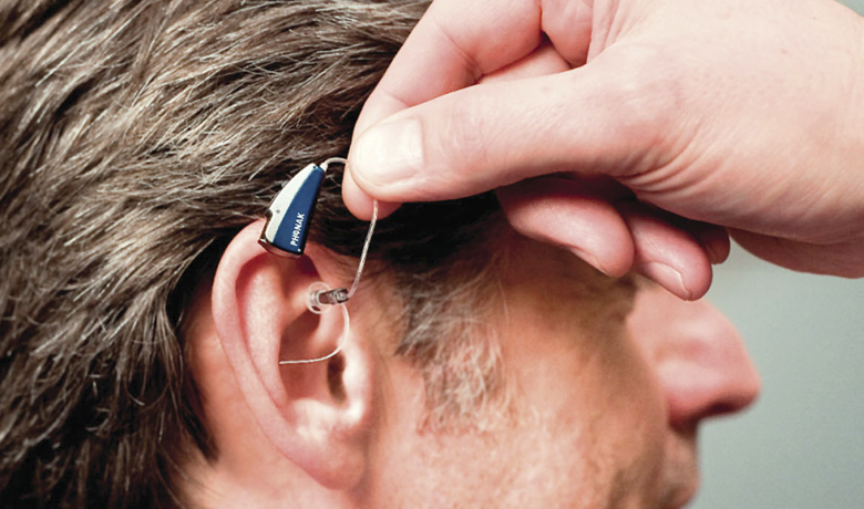 Сервис популярного магазина слуховых аппаратов