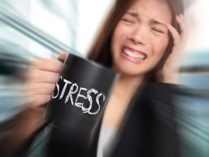 Как в Японии снимают стресс?