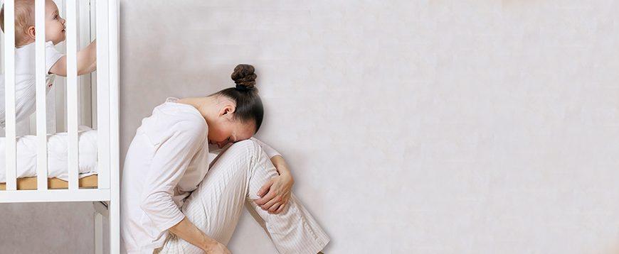 Депрессия после родов и способы борьбы с ней