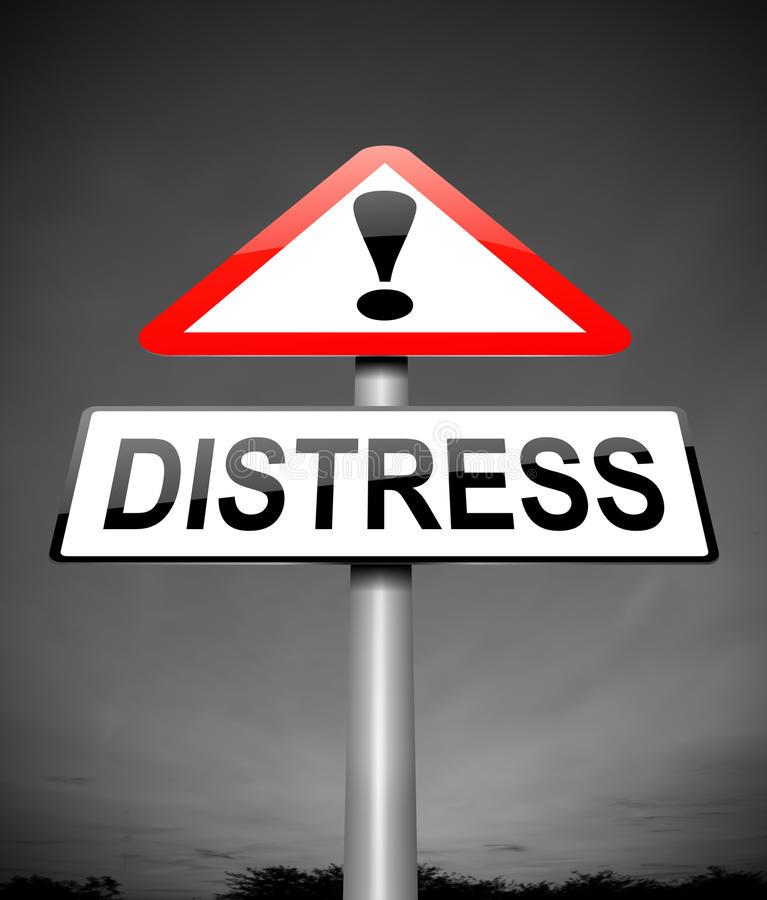 Что такое дистресс и как с ним справиться