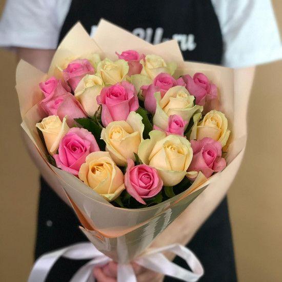Удобный сервис заказов цветов и букетов по Москве и области