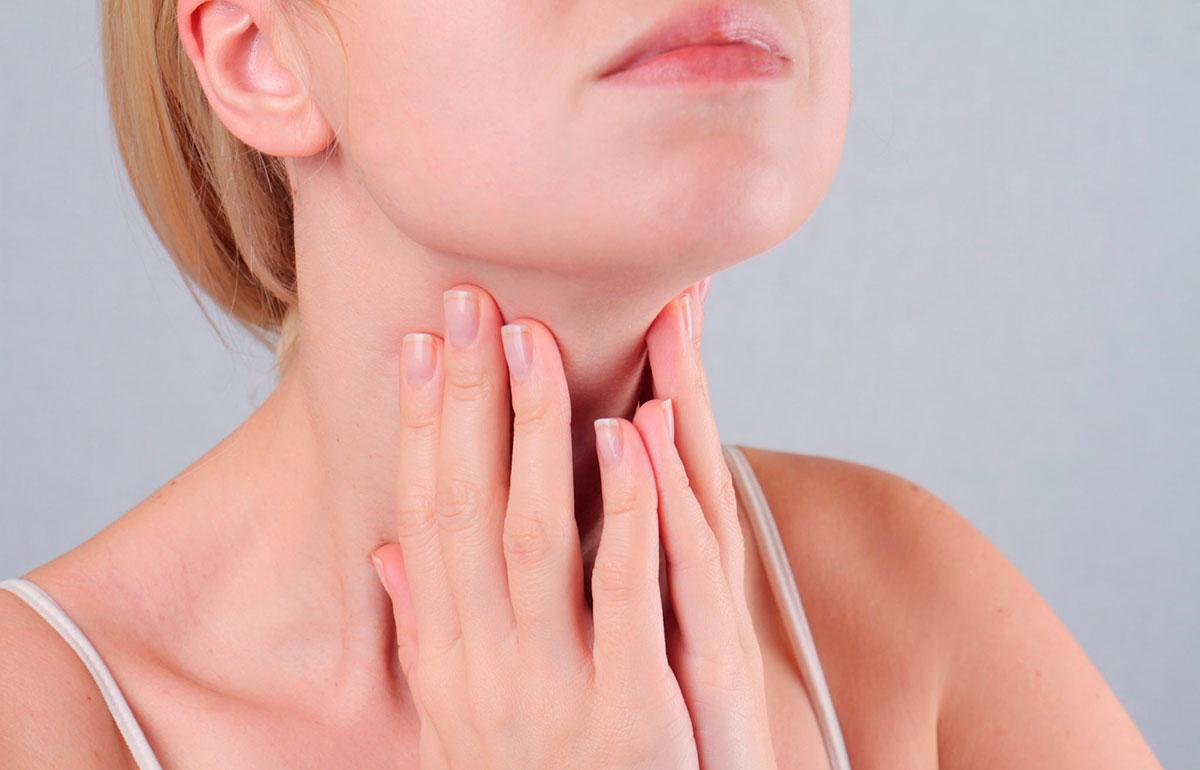 Лимфаденит подчелюстной: симптомы и лечение