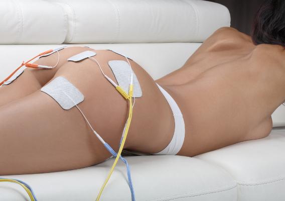 Миостимуляция тела: экспресс-воздействие