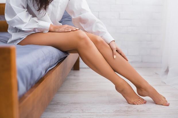 Почему сводит ноги по ночам?
