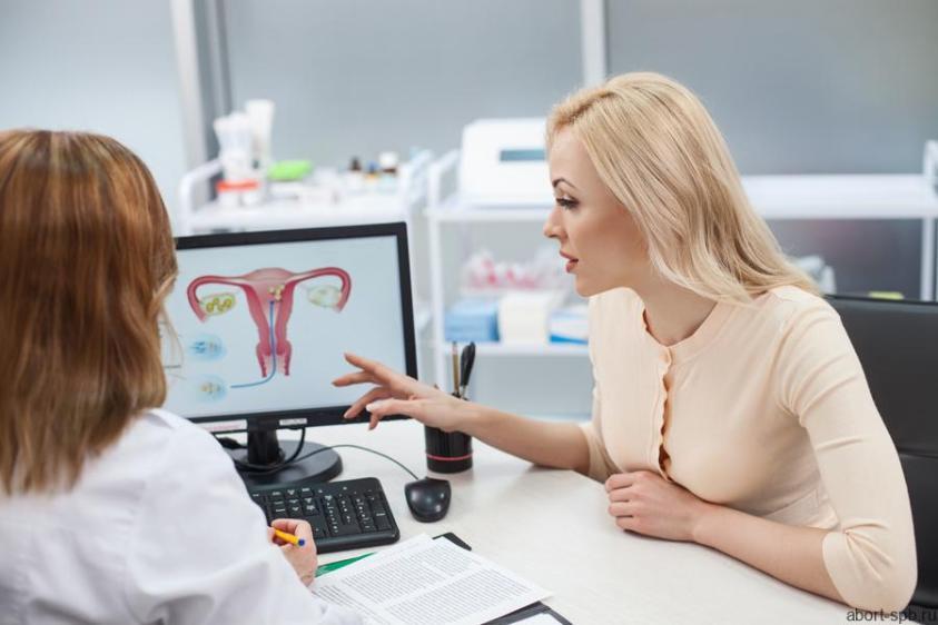 Роль консультаций гинеколога