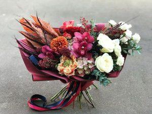 Заказ цветочного букета с доставкой